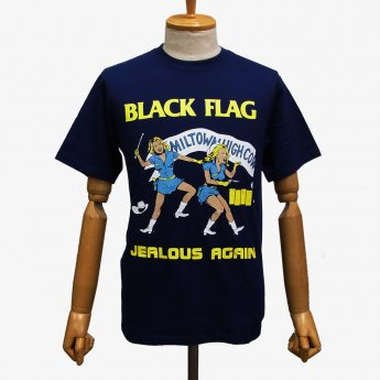 BLACK FLAG - JEALOUS AGAIN NAVY
