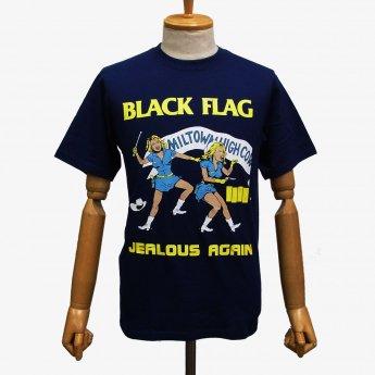 BLACK FLAG - JEALOUS AGAIN NAVY