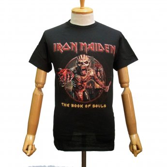 IRON MAIDEN - BOOK OF SOULS EDDIE