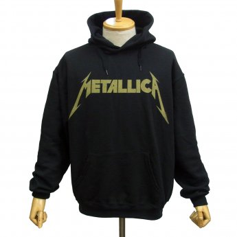 METALLICA - HETFIELD IRON CROSS GUITAR HOODED SWEATSHIRT