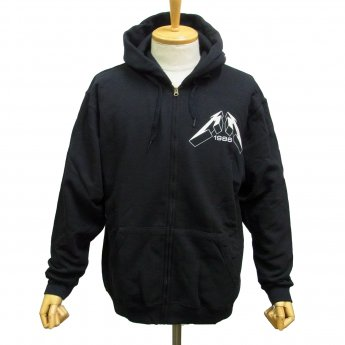 METALLICA - MASTER OF PUPPETS ZIP-UP HOODED SWEATSHIRT