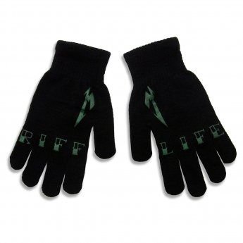 METALLICA - RIFF LIFE GLOW KNIT GLOVES
