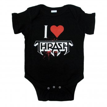 <img class='new_mark_img1' src='//img.shop-pro.jp/img/new/icons3.gif' style='border:none;display:inline;margin:0px;padding:0px;width:auto;' />TESTAMENT - I HEART THRASH BABY ONESIE