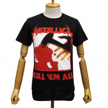 <img class='new_mark_img1' src='//img.shop-pro.jp/img/new/icons3.gif' style='border:none;display:inline;margin:0px;padding:0px;width:auto;' />METALLICA - KILL EM ALL TRACKS