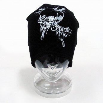 METALLICA - DAMAGE INC KNIT CAP