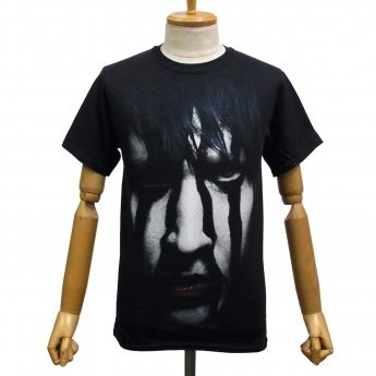 MARILYN MANSON - STRIPED FACE 2012 TOUR