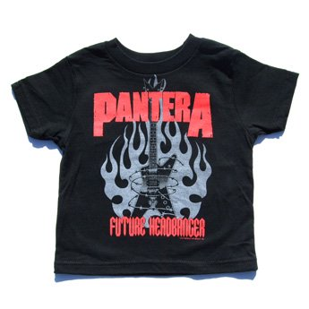 PANTERA - FUTURE HEADBANGER TODDLER