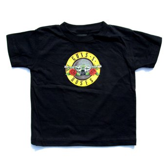 GUNS N' ROSES - BULLET LOGO TODDLER