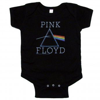 <img class='new_mark_img1' src='//img.shop-pro.jp/img/new/icons5.gif' style='border:none;display:inline;margin:0px;padding:0px;width:auto;' />PINK FLOYD - PRISM BABY ONESIE