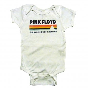 <img class='new_mark_img1' src='//img.shop-pro.jp/img/new/icons3.gif' style='border:none;display:inline;margin:0px;padding:0px;width:auto;' />PINK FLOYD - DARKSIDE WHITE BABY ONESIE