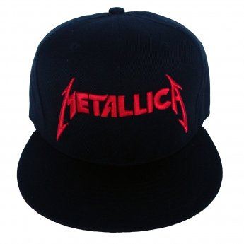 <img class='new_mark_img1' src='https://img.shop-pro.jp/img/new/icons5.gif' style='border:none;display:inline;margin:0px;padding:0px;width:auto;' />METALLICA - RED DAMAGE INC BASEBALL CAP