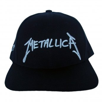 <img class='new_mark_img1' src='//img.shop-pro.jp/img/new/icons5.gif' style='border:none;display:inline;margin:0px;padding:0px;width:auto;' />METALLICA - GARAGE SILVER LOGO BASEBALL CAP