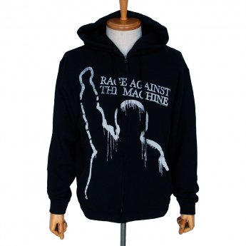 <img class='new_mark_img1' src='//img.shop-pro.jp/img/new/icons5.gif' style='border:none;display:inline;margin:0px;padding:0px;width:auto;' />RAGE AGAINST THE MACHINE - BATTLE OF LOS ANGELES ZIP-UP HOODED SWEATSHIRT