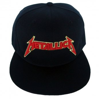 <img class='new_mark_img1' src='https://img.shop-pro.jp/img/new/icons5.gif' style='border:none;display:inline;margin:0px;padding:0px;width:auto;' />METALLICA - JUMP IN THE FIRE BASEBALL CAP