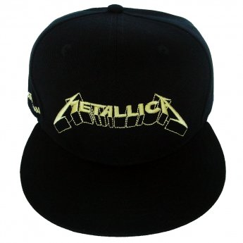 <img class='new_mark_img1' src='//img.shop-pro.jp/img/new/icons5.gif' style='border:none;display:inline;margin:0px;padding:0px;width:auto;' />METALLICA - JUSTICE GLOW BASEBALL CAP