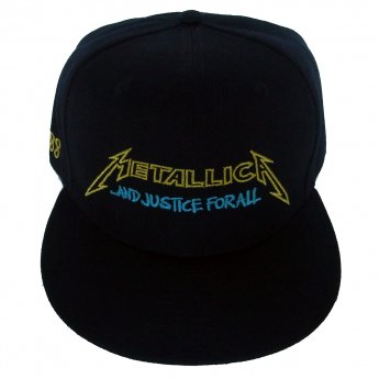 <img class='new_mark_img1' src='//img.shop-pro.jp/img/new/icons5.gif' style='border:none;display:inline;margin:0px;padding:0px;width:auto;' />METALLICA - JUSTICE BRIGHT STARTER BASEBALL CAP