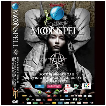 <img class='new_mark_img1' src='https://img.shop-pro.jp/img/new/icons24.gif' style='border:none;display:inline;margin:0px;padding:0px;width:auto;' />MOONSPELL - ROCK IN RIO, LISBOA 2 PORTUGAL JUNE 5TH 2008 DVD