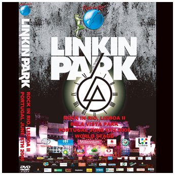 <img class='new_mark_img1' src='//img.shop-pro.jp/img/new/icons24.gif' style='border:none;display:inline;margin:0px;padding:0px;width:auto;' />LINKIN PARK - ROCK IN RIO, LISBOA 2 PORTUGAL JUNE 6TH 2008 DVD