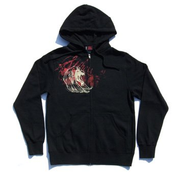 <img class='new_mark_img1' src='//img.shop-pro.jp/img/new/icons24.gif' style='border:none;display:inline;margin:0px;padding:0px;width:auto;' />STRHESS CLOTHING - PANTS REVISED ZIP-UP HOODED SWEATSHIRT