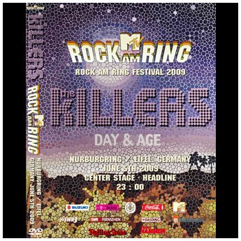 <img class='new_mark_img1' src='//img.shop-pro.jp/img/new/icons24.gif' style='border:none;display:inline;margin:0px;padding:0px;width:auto;' />KILLERS - ROCK AM RING FESTIVAL JUNE 5TH 2009 DVD