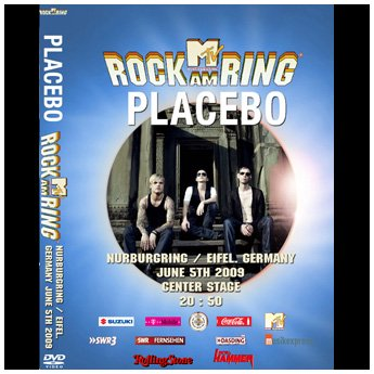 <img class='new_mark_img1' src='https://img.shop-pro.jp/img/new/icons24.gif' style='border:none;display:inline;margin:0px;padding:0px;width:auto;' />PLACEBO - ROCK AM RING FESTIVAL JUNE 5TH 2009 DVD