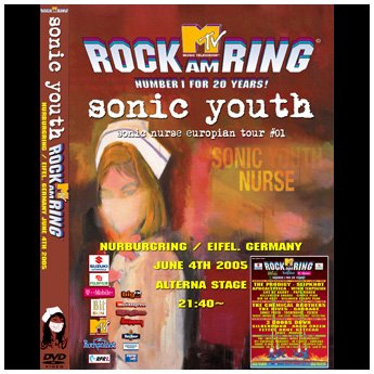 <img class='new_mark_img1' src='https://img.shop-pro.jp/img/new/icons24.gif' style='border:none;display:inline;margin:0px;padding:0px;width:auto;' />SONIC YOUTH - ROCK AM RING FESTIVAL JUNE 4TH 2005 DVD