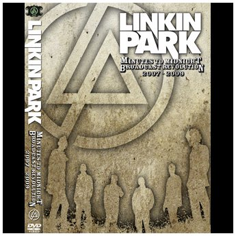 <img class='new_mark_img1' src='//img.shop-pro.jp/img/new/icons24.gif' style='border:none;display:inline;margin:0px;padding:0px;width:auto;' />LINKIN PARK - BROADCAST REVOLUTION 2007 - 2009 2DVD