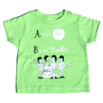 BEATLES - ALPHA TODDLER