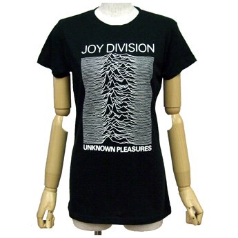 JOY DIVISION - UNKNOWN PLEASURES GIRLS