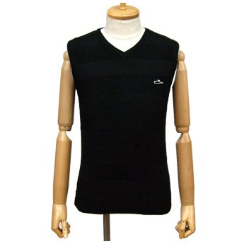 <img class='new_mark_img1' src='//img.shop-pro.jp/img/new/icons24.gif' style='border:none;display:inline;margin:0px;padding:0px;width:auto;' />ATTICUS CLOTHING - GARFIELD BLACK VEST
