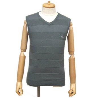 ATTICUS CLOTHING - GARFIELD GREY VEST