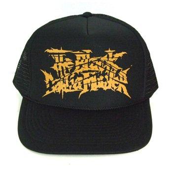 BLACK DAHLIA MURDER - LOGO MESH BASEBALL CAP