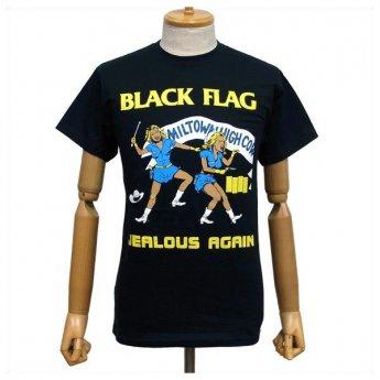 BLACK FLAG - JEALOUS AGAIN BLACK