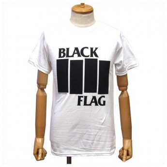 BLACK FLAG - BARS & LOGO