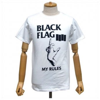 BLACK FLAG - MY RULES