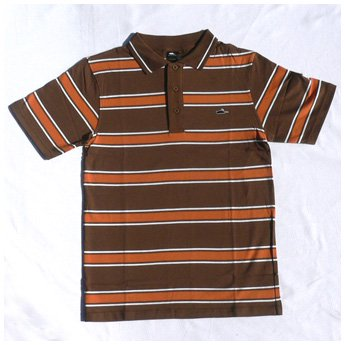 <img class='new_mark_img1' src='//img.shop-pro.jp/img/new/icons24.gif' style='border:none;display:inline;margin:0px;padding:0px;width:auto;' />ATTICUS CLOTHING - REYES 06 BROWN/ORANGE POLO SHIRT
