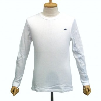<img class='new_mark_img1' src='//img.shop-pro.jp/img/new/icons24.gif' style='border:none;display:inline;margin:0px;padding:0px;width:auto;' />ATTICUS CLOTHING - BASIC WHITE THERMAL LONG SLEEVE