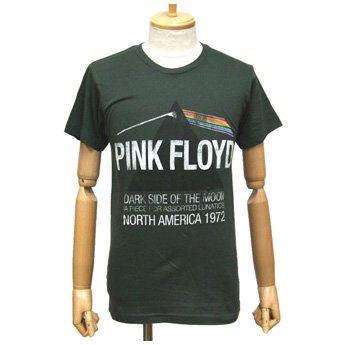 PINK FLOYD - DARKSIDE TOUR 1972