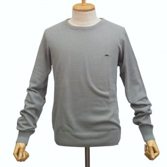 <img class='new_mark_img1' src='//img.shop-pro.jp/img/new/icons24.gif' style='border:none;display:inline;margin:0px;padding:0px;width:auto;' />ATTICUS CLOTHING - GLEASON GREY SWEATER