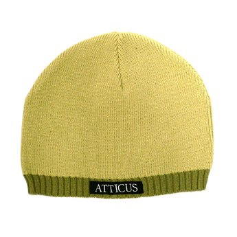 <img class='new_mark_img1' src='//img.shop-pro.jp/img/new/icons24.gif' style='border:none;display:inline;margin:0px;padding:0px;width:auto;' />ATTICUS CLOTHING - GLEASON KHAKI KNIT CAP