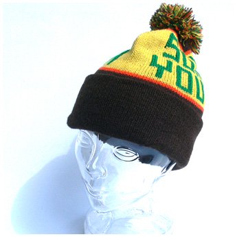 SONIC YOUTH - LOGO TUBE KNIT CAP