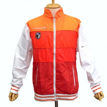 <img class='new_mark_img1' src='//img.shop-pro.jp/img/new/icons24.gif' style='border:none;display:inline;margin:0px;padding:0px;width:auto;' />ATTICUS CLOTHING - MARLEY ORANGE NYLON JACKET