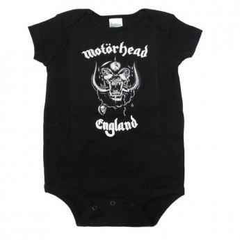 MOTORHEAD - ENGLAND BABY ONESIE