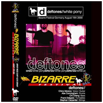 <img class='new_mark_img1' src='//img.shop-pro.jp/img/new/icons24.gif' style='border:none;display:inline;margin:0px;padding:0px;width:auto;' />DEFTONES - BIZARRE FESTIVAL GERMANY AUGUST 19TH 2000 DVD