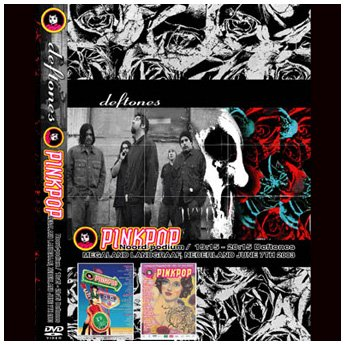 <img class='new_mark_img1' src='//img.shop-pro.jp/img/new/icons24.gif' style='border:none;display:inline;margin:0px;padding:0px;width:auto;' />DEFTONES - PINKPOP FESTIVAL HOLLAND JUNE 7TH 2003 DVD