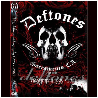 <img class='new_mark_img1' src='//img.shop-pro.jp/img/new/icons24.gif' style='border:none;display:inline;margin:0px;padding:0px;width:auto;' />DEFTONES - VIDEOGRAPHY 1995 - 2003 DVD
