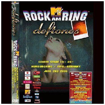 <img class='new_mark_img1' src='//img.shop-pro.jp/img/new/icons24.gif' style='border:none;display:inline;margin:0px;padding:0px;width:auto;' />DEFTONES - ROCK AM RING FESTTIVAL GERMANY JUNE 2ND 2006 DVD