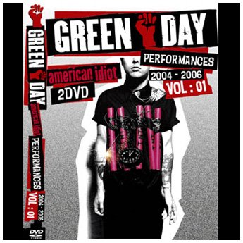 <img class='new_mark_img1' src='//img.shop-pro.jp/img/new/icons24.gif' style='border:none;display:inline;margin:0px;padding:0px;width:auto;' />GREEN DAY - A.I. PERFORMANCES 2004 - 2006 VOL. 1 2DVD