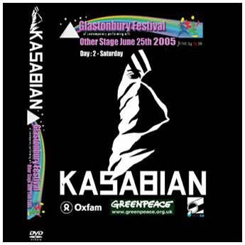 <img class='new_mark_img1' src='https://img.shop-pro.jp/img/new/icons24.gif' style='border:none;display:inline;margin:0px;padding:0px;width:auto;' />KASABIAN - GLASTONBURY FESTIVAL JUNE 25TH 2005 DVD