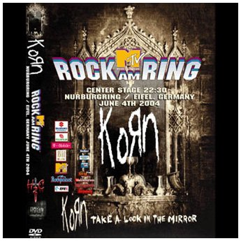 <img class='new_mark_img1' src='//img.shop-pro.jp/img/new/icons24.gif' style='border:none;display:inline;margin:0px;padding:0px;width:auto;' />KORN - ROCK AM RING FESTIVAL GERMANY JUNE 4TH 2004 DVD